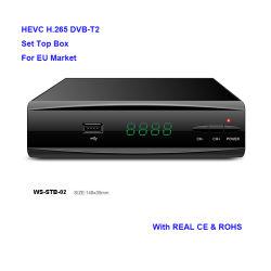 1080P Full HD DVB-T2 Set Top Box décodeur du récepteur