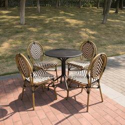 ([سب-وك520]) خيزرانيّ مطعم أثاث لازم [رتّن] يتعشّى كرسي تثبيت [فرنش] [بيسترو] كرسي تثبيت