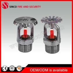 Testa sprinkler antincendio per protezione antincendio