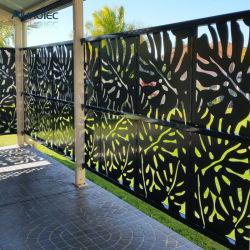A banda decorativa em alumínio perfurado folha de metal barreira de segurança dos painéis para jardim