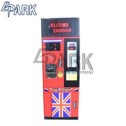 Britische Art-Münzen-Änderungs-Maschineautomatische Bill-Austausch-Maschine für Münzen-Verkaufäutomaten