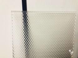 Ultra Clear Temperable figuró el patrón de grabado Arte de vidrio de ventana (UCP-TP)