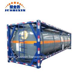 La Chine 2019 produit chaud T11/T14 conteneur ISO de liquide du réservoir20FT