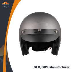 Face aberta Verão metade do capacete Capacetes de rosto DOT/ECE aprovado