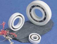 Volles Plastic Ball Bearings für Use Under Water