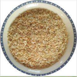 Séché emballé en carton de qualité supérieure des granules d'oignons jaunes