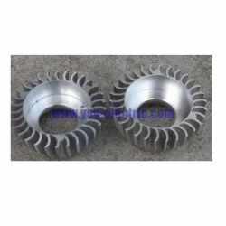 Het Aluminium CNC die van de hoge Precisie Component machinaal bewerken