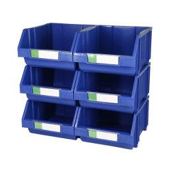 Empilháveis e pequenas que se pode pendurar Compoments Solução de armazenamento Storage Caixa empilhável Bin