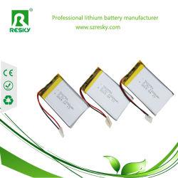 603450 Lipo 3.7V 1200mAh Batería de litio para pequeño bloqueo inteligente