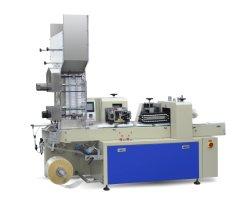 Máquina de embalagem de palha de papel grosso tubo de papel da máquina de embalagem