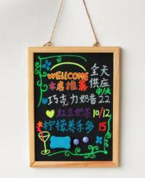 В меню кафе Blackboard для вашего нового Arrivial 40x50мм