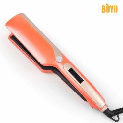 Жк-дисплей выпрямитель для волос с помощью инфракрасного обогрева