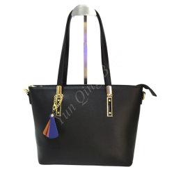Европейский PU Леди стороны сумки брелоки стиле с красочными подвес