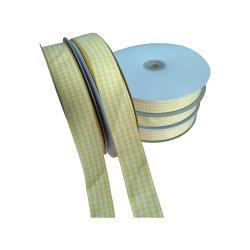 Varias de plata de alta calidad Color Arco Iris de Cinta de tejido elástico Lattice