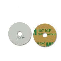 Jeton de proximité en PVC petite patrouille NFC tag RFID disque