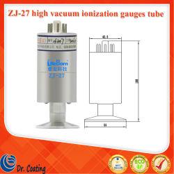 Вакуумный манометр трубки для вакуумной машины/Zj Metalizing-27 Kf40 трубки манометра