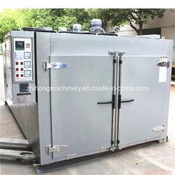 Aquecimento eléctrico compósitos industriais de ar quente do forno de cura para a fibra de carbono