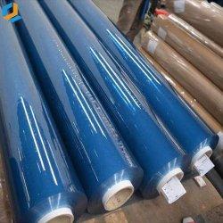 Super trasparente flessibile morbido foglio di PVC blu plastica PET Pellicola in PVC