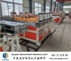 machine à carton mousse PVC/machines en plastique pour le PVC/Meubles des revêtements de sol/Cabinet Conseil