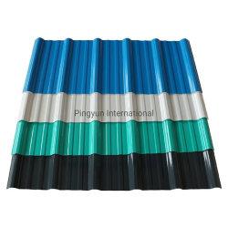 PVC Les types de matériaux de couverture de toiture