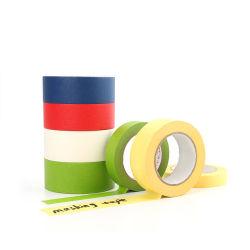 SGS zertifiziertes Krepppapier-Maskierband für Maler und Dekoration