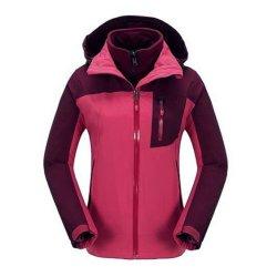 Les femmes Outdoor veste imperméable 3 en 1 Vêtements de ski de neige