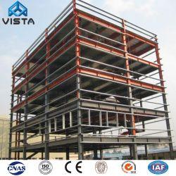 Construções prefabricadas modulares Prefab indústria pesada Metal Comercial Estrutura de aço Recipiente da estrutura Hospital Hotel Apartment Oficina prédio de construção