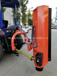 20-30HP Heavy Duty tablier à déplacement latéral hydraulique du tracteur tondeuse à fléaux Verge/Faucheuse/ de la faucheuse de barre de faucille /tondeuse à gazon de luzerne/Rotary une tondeuse à gazon Machine /AGF-105