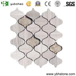 Mosaico de mármol Mixcolor con precios baratos de la fábrica de China