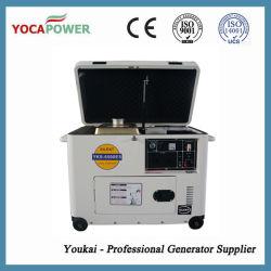 5 КВА скрытой установки с воздушным охлаждением малых дизельных генераторах двигателя