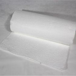1600c isolement matériau en fibres réfractaires pour four de traitement thermique