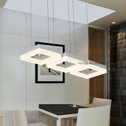 Iluminación lámpara de araña araña moderna para Comedor