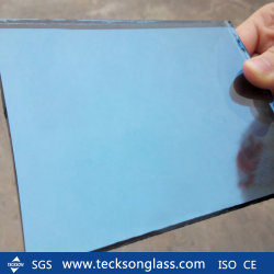 5мм Ford Голубой/Индикатор цветного тонированное стекло двери для плавающего режима