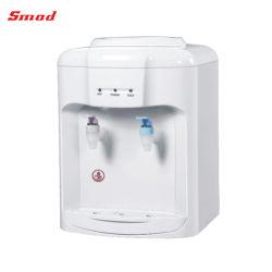 Refrigeração eléctrica da mesa de Desktop Quente & dispensador de água quente/ refrigerador de água