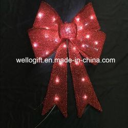 Arco di scintillio LED dell'oro con la protezione del PVC