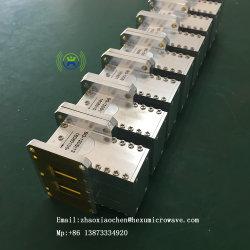 Système de communication de la radiodiffusion de l'aluminium isolateur Guide d'onde