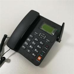هاتف سطح المكتب الثابت Etross 6588 GSM، ثنائي SIM رباعي النطاق 850/900/1800/1900 ميجاهرتز