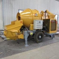 дизельный двигатель Мощность 66 квт бетон/ цемента насос с помощью миксера для использования в строительстве