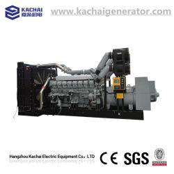 إمداد المصنع بسعر تنافسي مجموعة مولدات ديزل MITSUBISHI Engine 1250kفولت أمبير للبيع