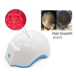 A1215 наиболее востребованных лазерный шлем роста волос / лечение волос машины