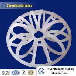 Выдающаяся производительность пластиковые Rosette кольцо упаковки в случайном порядке