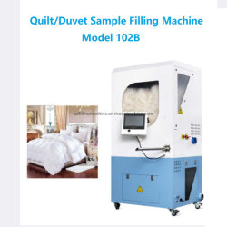 Cotone di prezzi di fabbrica che farcisce le macchine di rifornimento di riempimento dell'anatra del cotone del cuscino giù