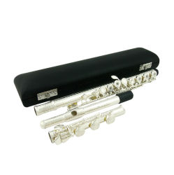 17los agujeros flauta con mecanismo de E / instrumento de viento (FL-200S)