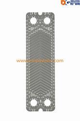 M3 de las placas del intercambiador de calor