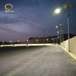 6m Pole 40W LED Solarstraßenbeleuchtung-System