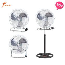 Pollice 3 della Cina 18 in 1 ventilatore industriale del basamento più poco costoso