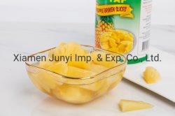 Eingemachter Ananas-Klumpen