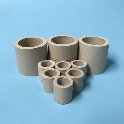 15mm de cerámica alúmina anillos Raschig para destilar alcohol