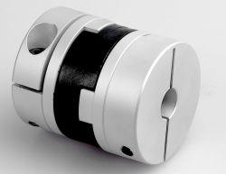 D20*L33 قارنة أولدهام مرنة لونجز قارنة ألومنيوم متقاطعة الشكل لمدة موتور السيرفو