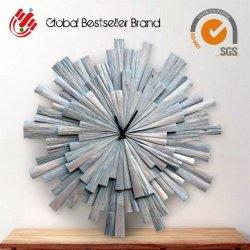 Reloj de pared de madera de alta calidad para decoración casera (LH-M170703)